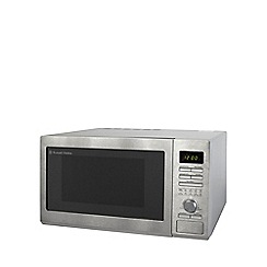 Russell Hobbs - Stainless steel microwave with oven and grill RHM3002