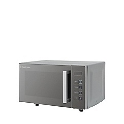 Russell Hobbs - Silver 23L Family size digital flatbed microwave RHEM2301S