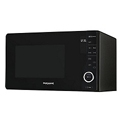Hotpoint - Ultimate collection 26l extra space flatbed microwave 2621 MB