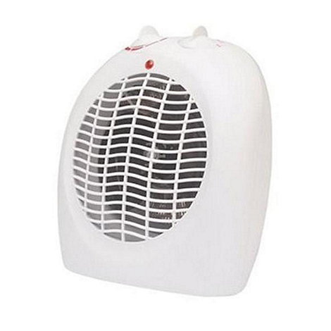 Prem-i-air - White +EH0152+ upright fan heater