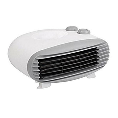 Prem-i-air - White +EH1164+ low profile fan heater