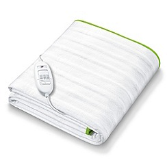 Monogram - Heated blanket