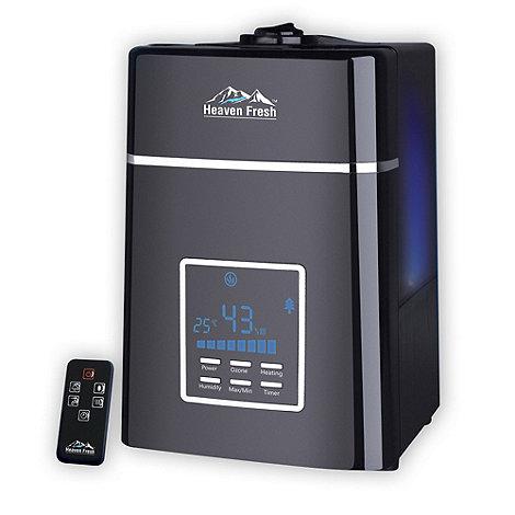 Heaven Fresh - Black digital ultrasonic humidifier HF707