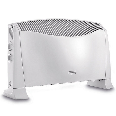 DeLonghi - HCS2032 2.4KW wall mountable convector heater