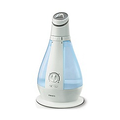 Homedics - HUM-CM50B 'UV-C Cool & Warm' ultrasonic humidifier