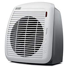 DeLonghi - De'longhi white HVY1030 fan heater