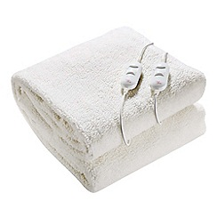 Sleeping Beauty - Double dual control fleecy blanket SB5302