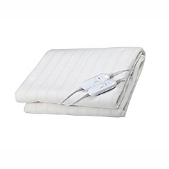 Sleeping Beauty - Kingsize tie on electric blanket SB1303