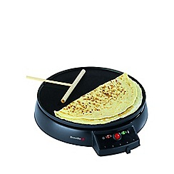 Breville - Black crepe maker