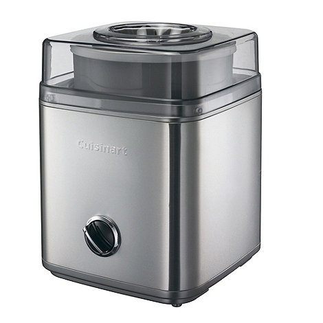 Cuisinart - 2L deluxe ice cream maker ICE30BCU