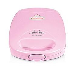 Breville - Pink VTP159 cupcake maker