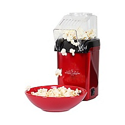 Gourmet Gadgetry - Retro popcorn maker