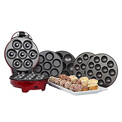 Gourmet Gadgetry - Retro 3 In 1 Sweet Snack Maker