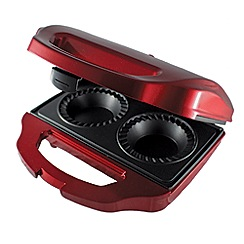 Gourmet Gadgetry - Retro double pie maker