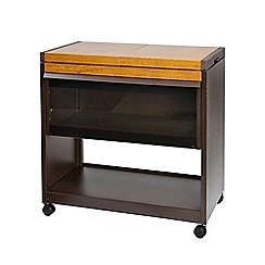 Hostess - Golden Oak trolley hl 6200