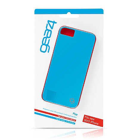 Gear 4 - Blue iPhone 5 pop case