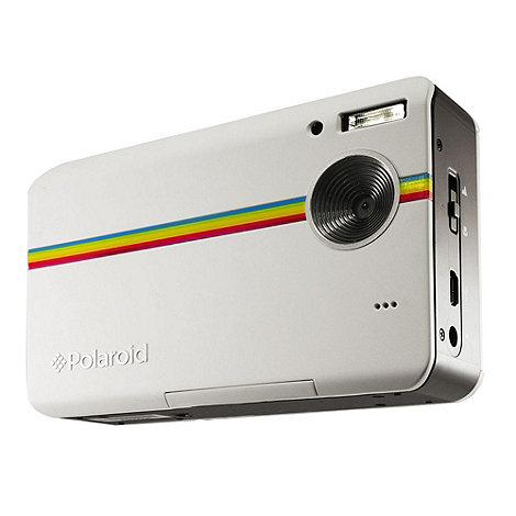 Polaroid - White Z2300 10 megapixel instant digital camera