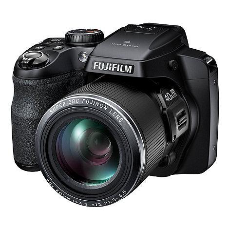 Fuji Film - Fuji Finepix S8200 16MP 40x optical zoom bridge camera