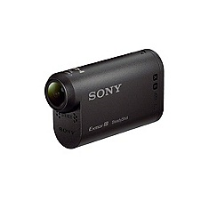 Sony - HDR-AS15 full HD camcorder and waterproof case