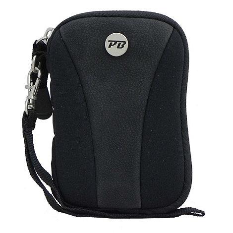 Proper - Black +Cozmo+ neoprene PB010 universal camera case