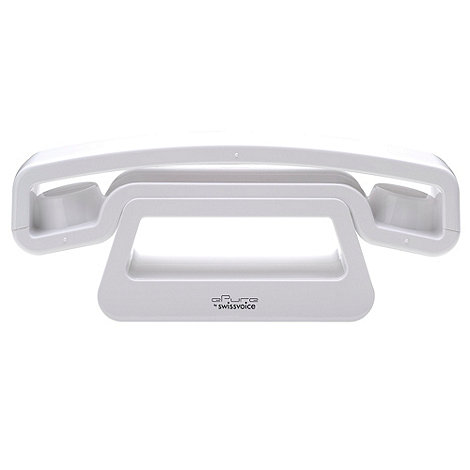 Swissvoice - Epure White Cordless Dect Phone 43914
