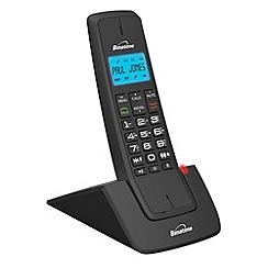Binatone - Black single '2111' telephone with answer machine