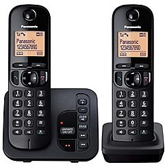 Panasonic - Pansonic twin telephone