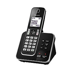 Panasonic - kx-tgd320 single dect phone