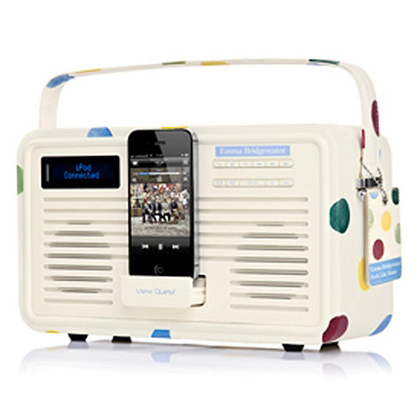 Viewquest - Polka dot DAB digital radio