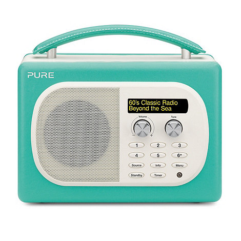 Pure - Evoke Mio seagrass DAB digital radio