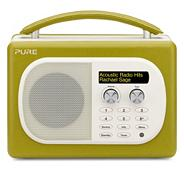 Pure 'Evoke Mio' sage DAB digital radio