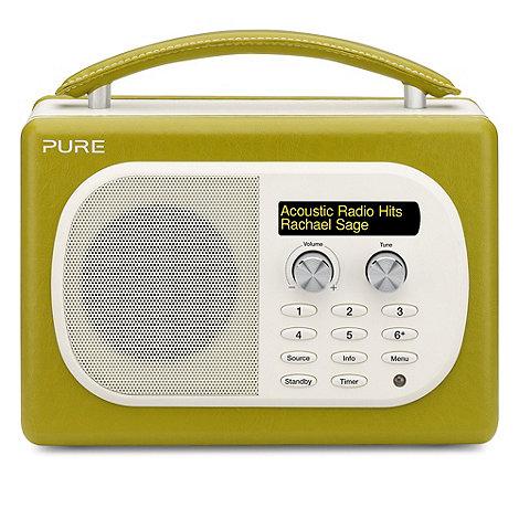 Pure - Evoke Mio sage DAB digital radio