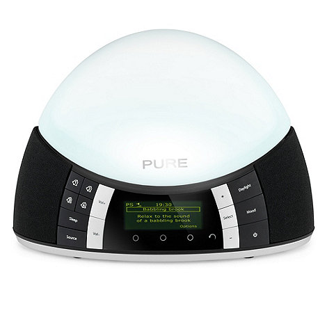 Pure - Twilight clock radio