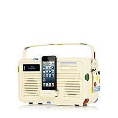 Viewquest - Emma Bridgewater polkadot DAB+/FM radio
