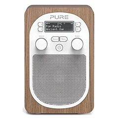 Pure - Evoke VL-62102 light oak D2 DAB radio