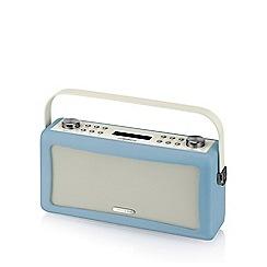 Viewquest - Blue Hepburn speaker and DAB/FM radio