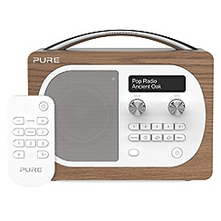 Pure - Evoke VL-62226 light oak D4 DAB radio