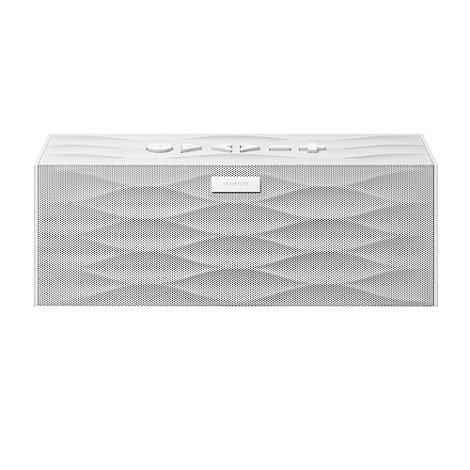 Jawbone - White +Big JamBox+ wave speaker