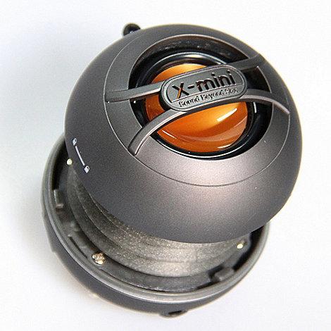 X-Mini - Silver XMINI uno portable capsule speaker