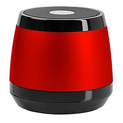 HMDX - Red Jam Classic portable bluetooth speaker HX-P230RDA