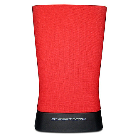 Supertooth - Red BTDISCO2 portable speaker