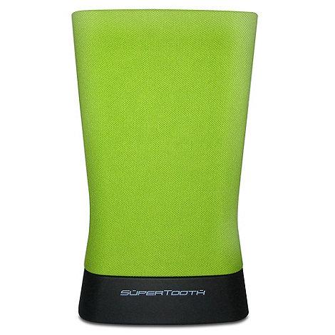 Supertooth - Green BTDISCO2 portable speaker