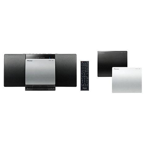 Pioneer - X-SMC00 slimline bluetooth hi-fi system