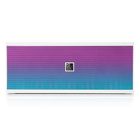 Soundfreaq - Sound Kick SFQ-04CR3 purple portable speaker