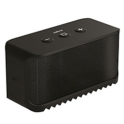 Jabra - Solemate black portable speaker with Bluetooth