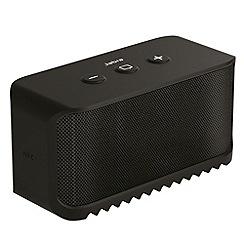 Jabra - Solemate black portable speaker with Bluetooth
