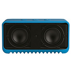 Jabra - Solemate blue portable speaker with Bluetooth