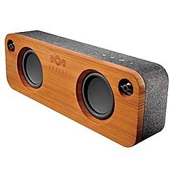 Marley - Get Together portable bluetooth speaker
