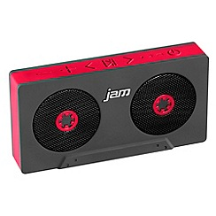 HMDX - Red Jam Rewind Bluetooth Speaker