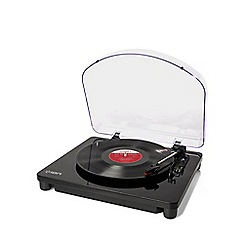 iON - Classic LP USB conversion turntable for Mac & PC